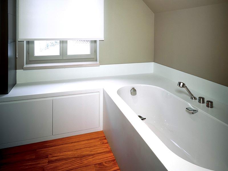 Salle de bain corian agencement conception salle de - Specialiste salle de bain toulouse ...